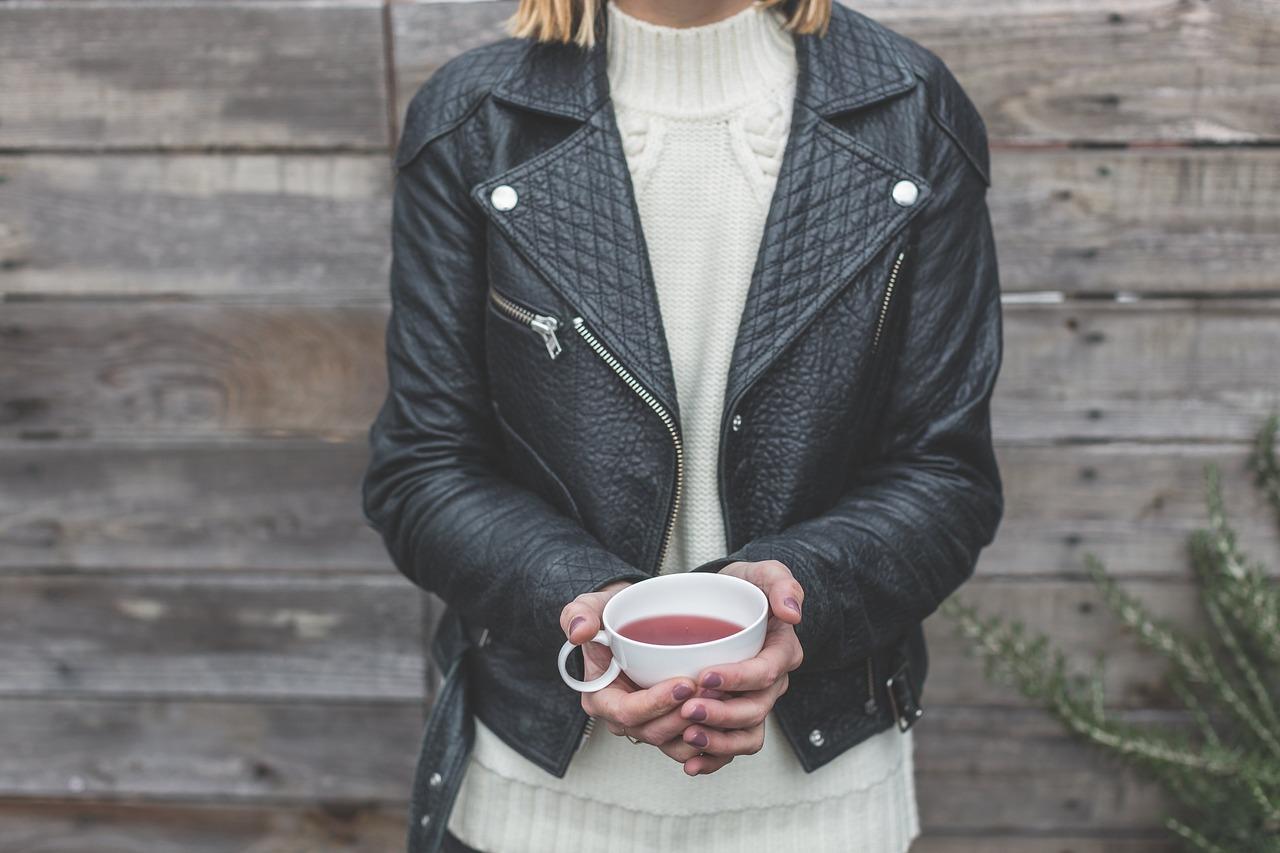 De quelle façon puis-je porter du cuir?